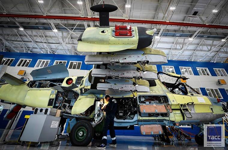 "Thang loi o Syria, truc thang tan cong Ka-52 ""sot xinh xich""-Hinh-8"
