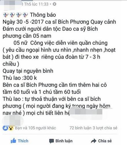 Bat ngo cat xe dien vien quan chung trong MV Bich Phuong-Hinh-3