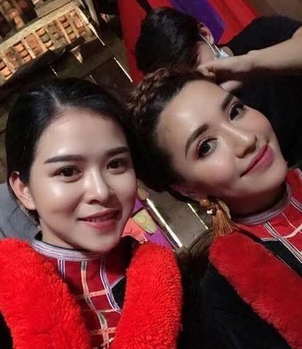 Bat ngo cat xe dien vien quan chung trong MV Bich Phuong-Hinh-4