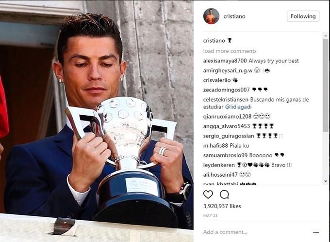 Top 10 anh nhan sieu bao like cua Ronaldo tren Instagram-Hinh-2