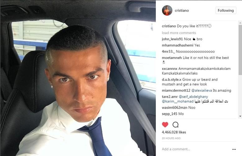 Top 10 anh nhan sieu bao like cua Ronaldo tren Instagram-Hinh-6