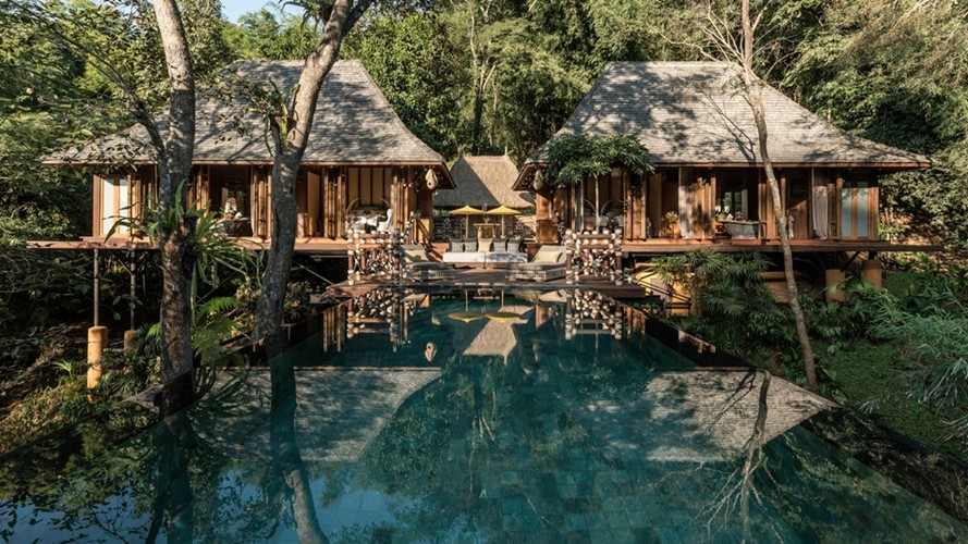 Resort sang trong dat do bac nhat o Thai Lan
