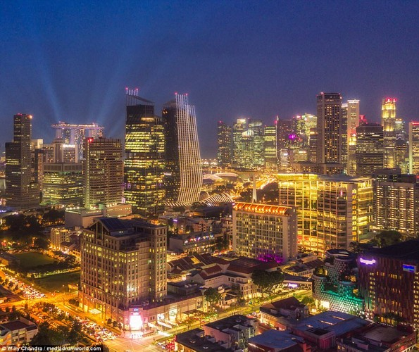 Quy hoach cua Singapore nhin tu tren cao-Hinh-10