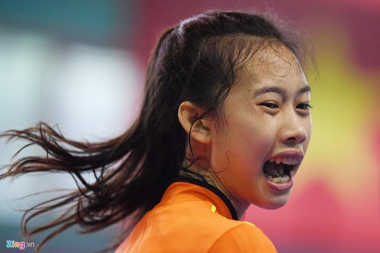 Tuyen taekwondo kho luyen bang dung cu dac biet truoc SEA Games-Hinh-10