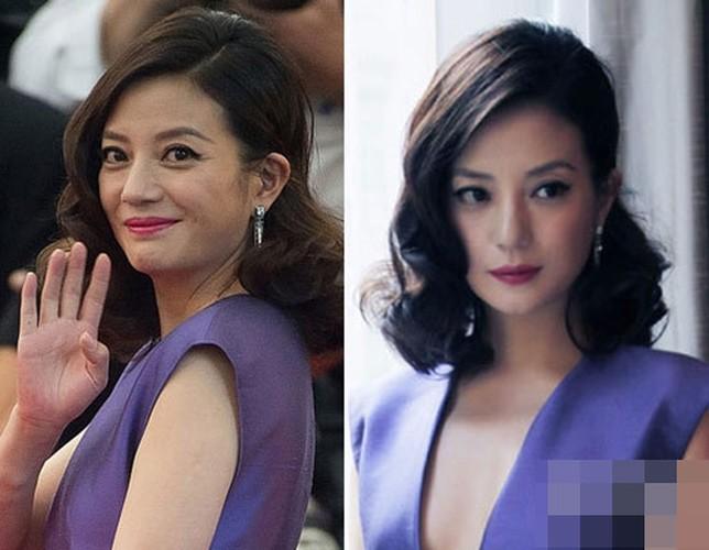 """""""Boc me"""" nhan sac that cua nang Tieu Yen Tu khi chua photoshop-Hinh-7"""