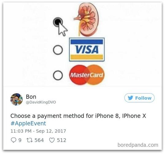 "Anh che khi iPhone X ra mat ""lay loi"" cua dan mang the gioi-Hinh-2"
