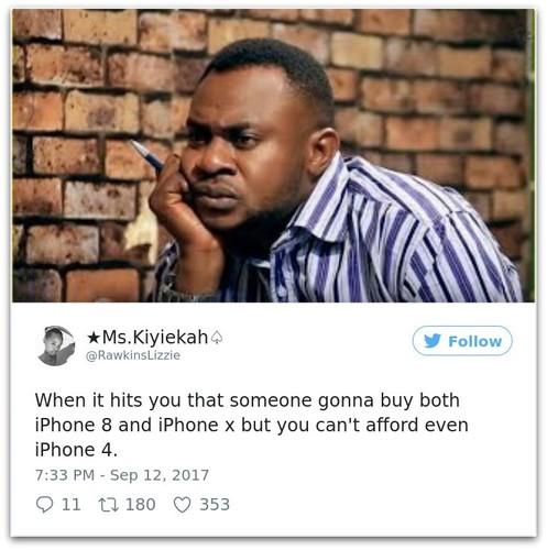 "Anh che khi iPhone X ra mat ""lay loi"" cua dan mang the gioi-Hinh-3"