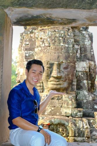 MC noi tieng chia se kinh nghiem phuot Campuchia chi voi 250 USD-Hinh-4