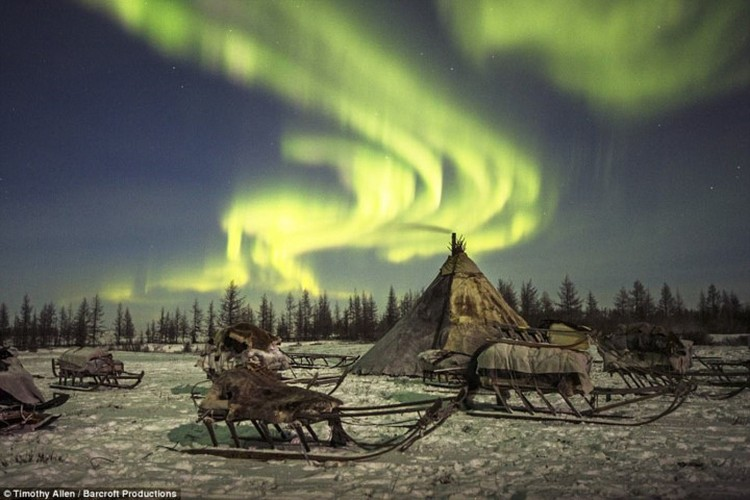 Cuoc song trong cai lanh thau xuong cua nguoi Nenets o Siberia-Hinh-9