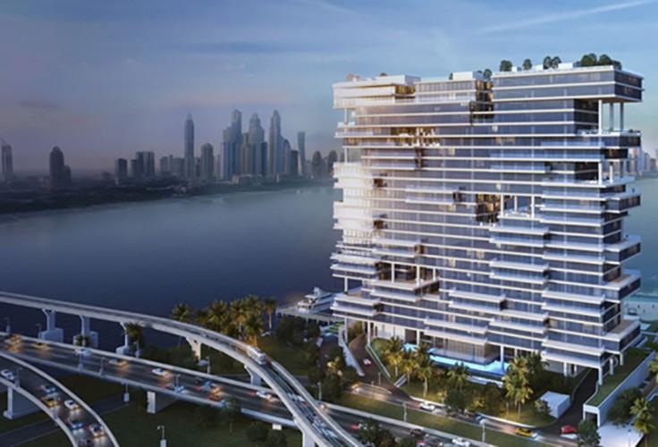 Co gi ben trong can ho penthouse dat nhat Dubai?