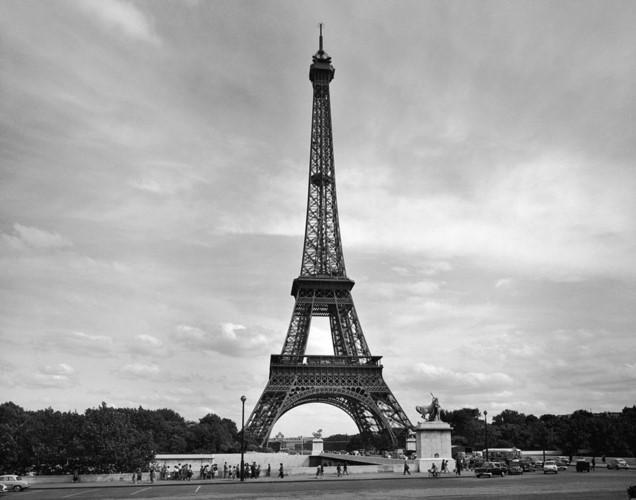 Ngam Paris the ky truoc qua nhung buc anh den trang-Hinh-11