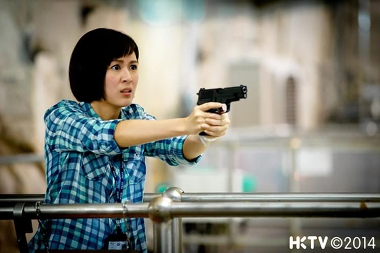Hoa dan TVB sa co lo van, di don dep ve sinh kiem tien nuoi con-Hinh-9