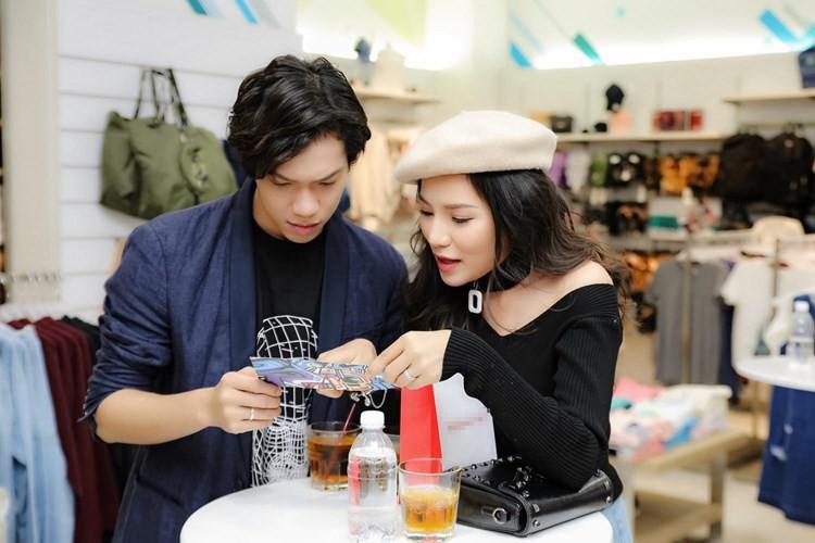 "Loat anh ""tinh trong nhu da"" cua Hien Sen va vo cu Lam Vinh Hai-Hinh-6"