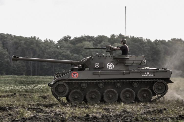 Quai di phao tu hanh chong tang M18 Hellcat cua My-Hinh-2