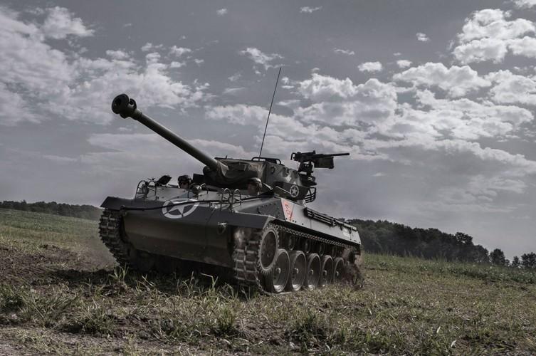 Quai di phao tu hanh chong tang M18 Hellcat cua My-Hinh-4