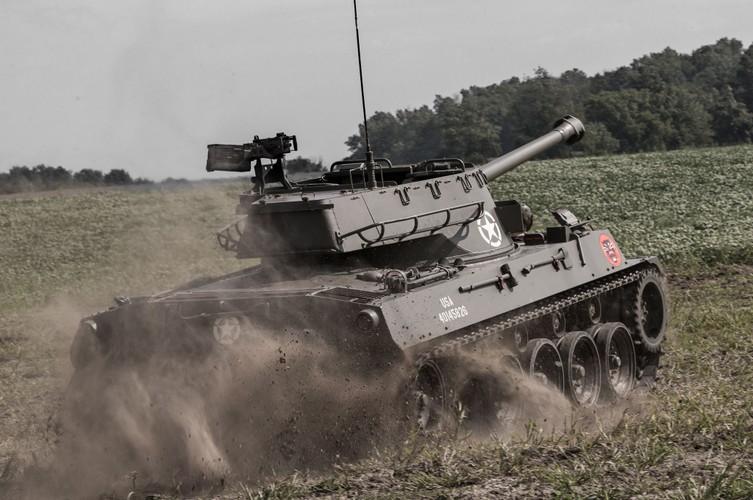 Quai di phao tu hanh chong tang M18 Hellcat cua My-Hinh-7
