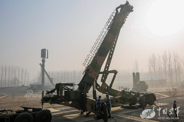 Mo kho ten lua phong khong S-300 khong lo cua Trung Quoc-Hinh-3