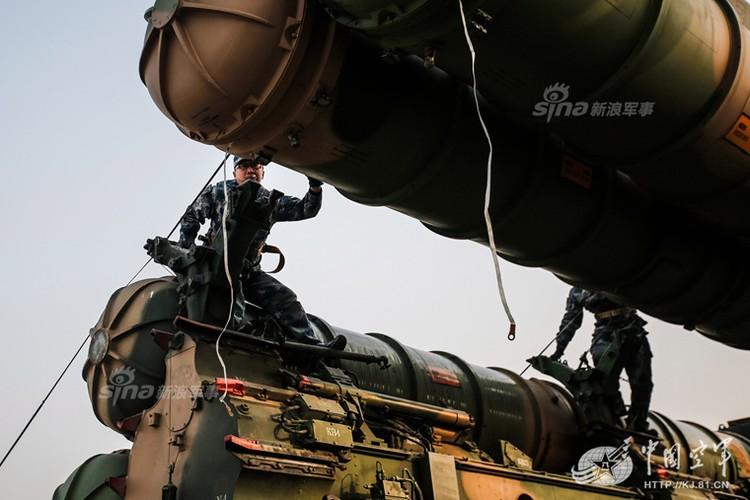 Mo kho ten lua phong khong S-300 khong lo cua Trung Quoc-Hinh-5