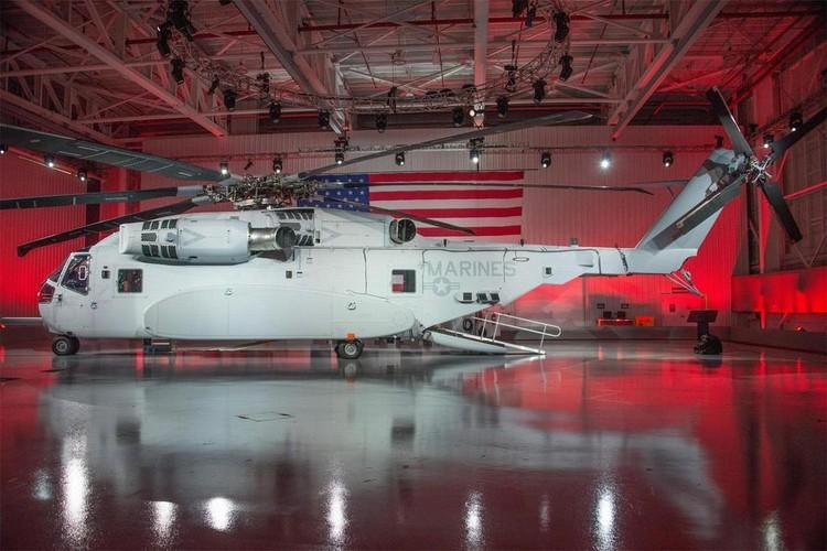 "Truc thang hang nang CH-53 co xung danh ""Taxi bay""?-Hinh-5"