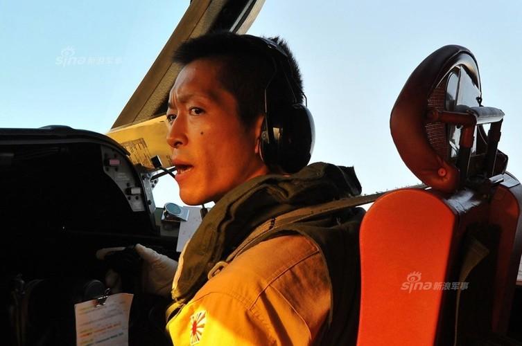 Anh hiem mot chuyen bay P-3C Orion cua Nhat Ban-Hinh-2