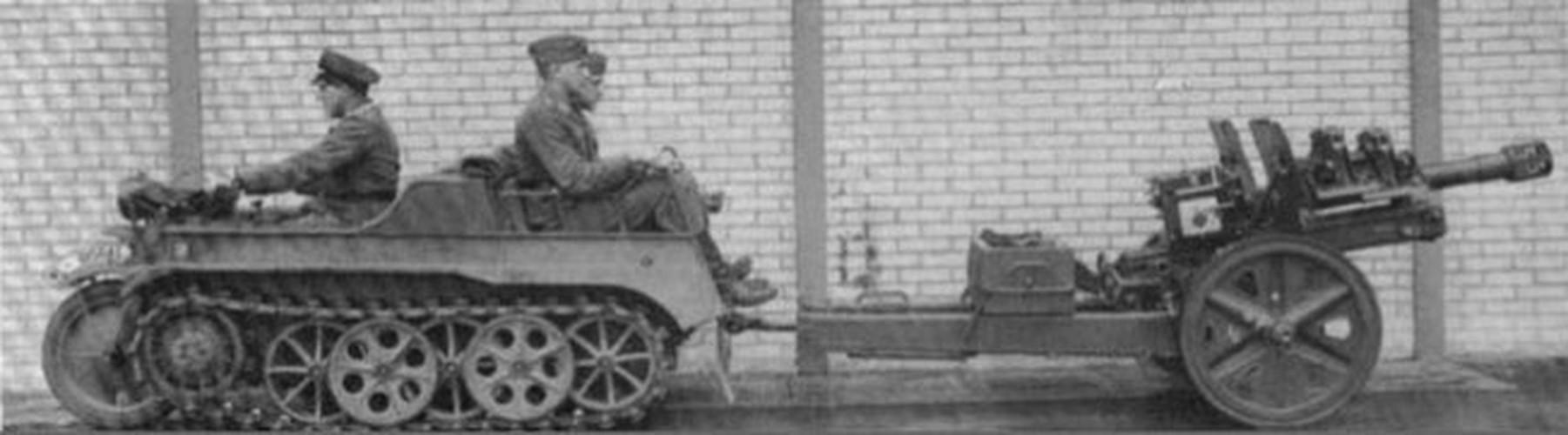 Cuc ngau xe may chien truong Sdkfz 2 cua Duc trong CTTG2-Hinh-2
