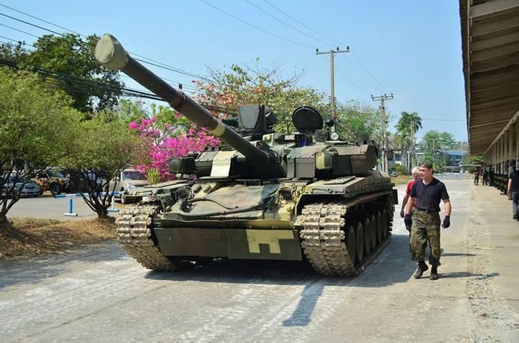 La lung thuong vu Thai Lan mua xe tang T-84 Ukraine-Hinh-2