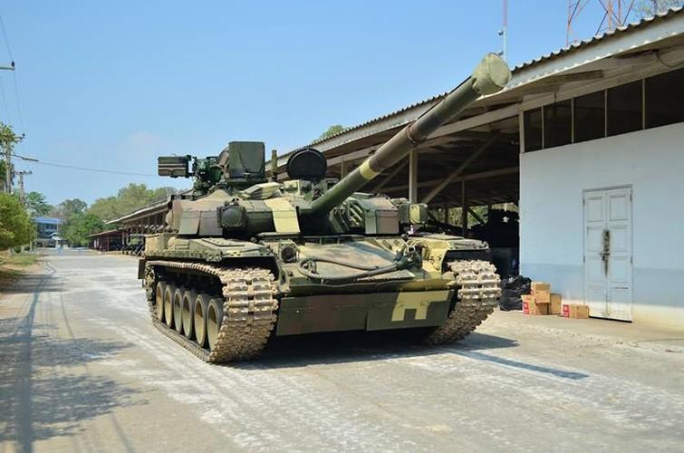 La lung thuong vu Thai Lan mua xe tang T-84 Ukraine