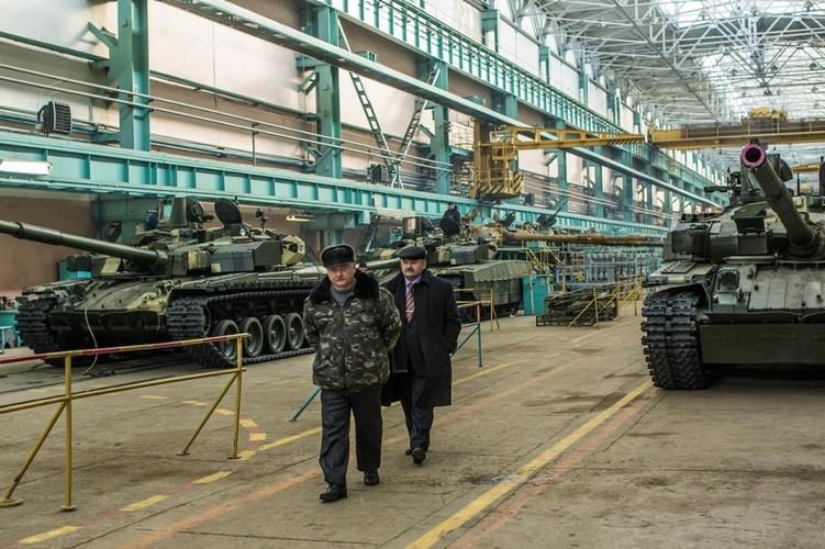 La lung thuong vu Thai Lan mua xe tang T-84 Ukraine-Hinh-3
