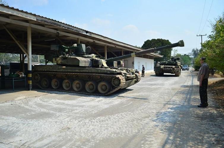 La lung thuong vu Thai Lan mua xe tang T-84 Ukraine-Hinh-4