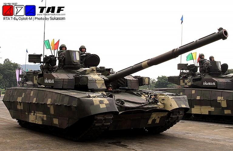 La lung thuong vu Thai Lan mua xe tang T-84 Ukraine-Hinh-5