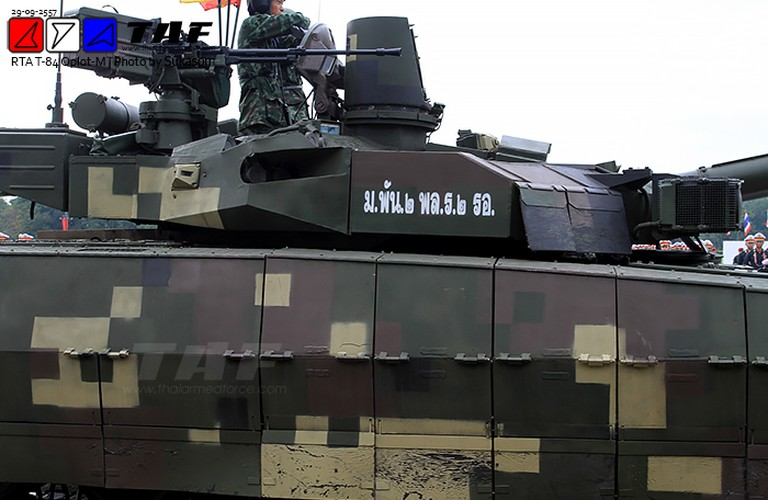 La lung thuong vu Thai Lan mua xe tang T-84 Ukraine-Hinh-6