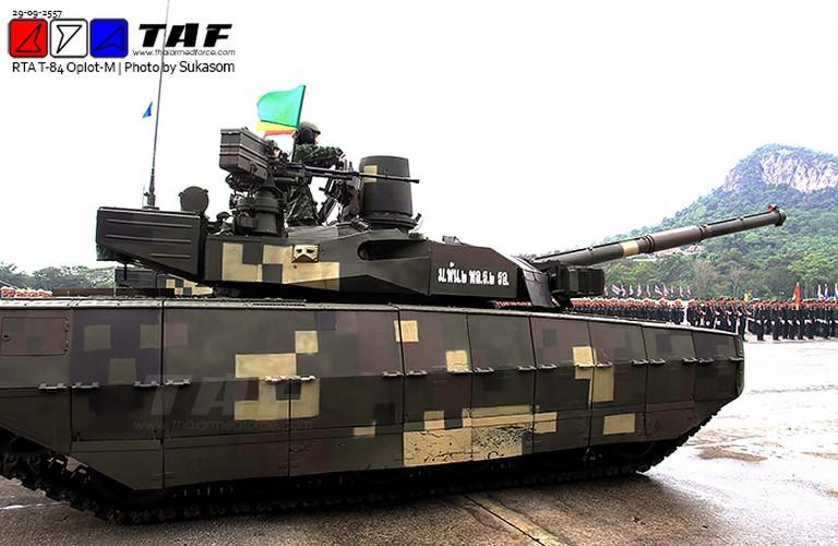 La lung thuong vu Thai Lan mua xe tang T-84 Ukraine-Hinh-7