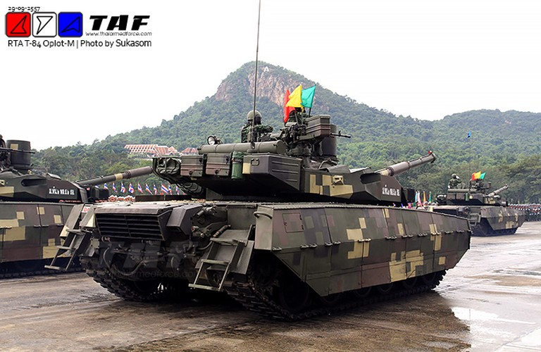 La lung thuong vu Thai Lan mua xe tang T-84 Ukraine-Hinh-8