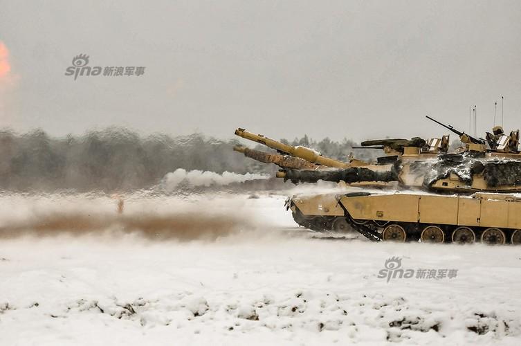 Muc kich xe tang Abrams na phao du doi sat nach Nga-Hinh-11