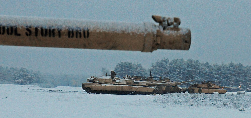 Muc kich xe tang Abrams na phao du doi sat nach Nga-Hinh-2
