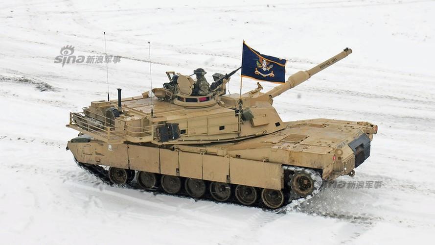 Muc kich xe tang Abrams na phao du doi sat nach Nga-Hinh-4