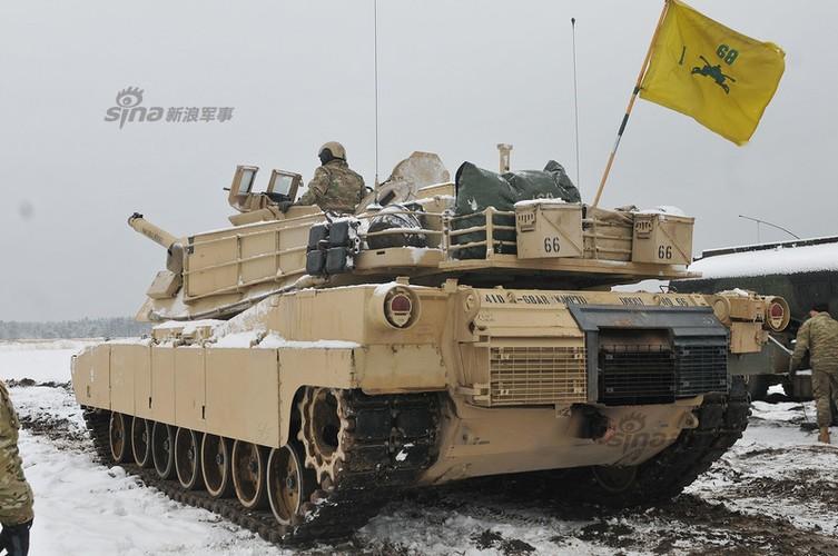 Muc kich xe tang Abrams na phao du doi sat nach Nga-Hinh-6
