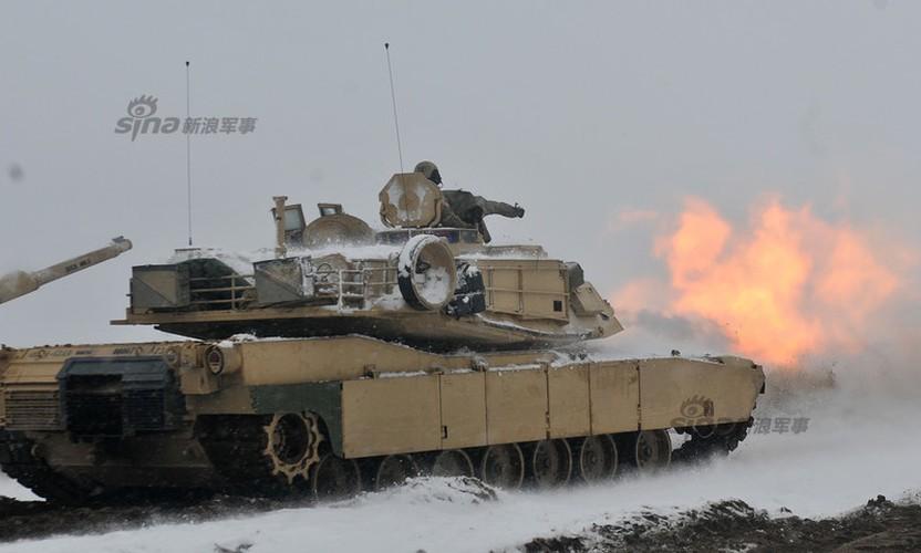 Muc kich xe tang Abrams na phao du doi sat nach Nga-Hinh-7