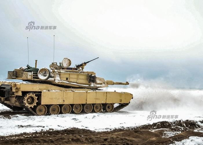 Muc kich xe tang Abrams na phao du doi sat nach Nga-Hinh-8