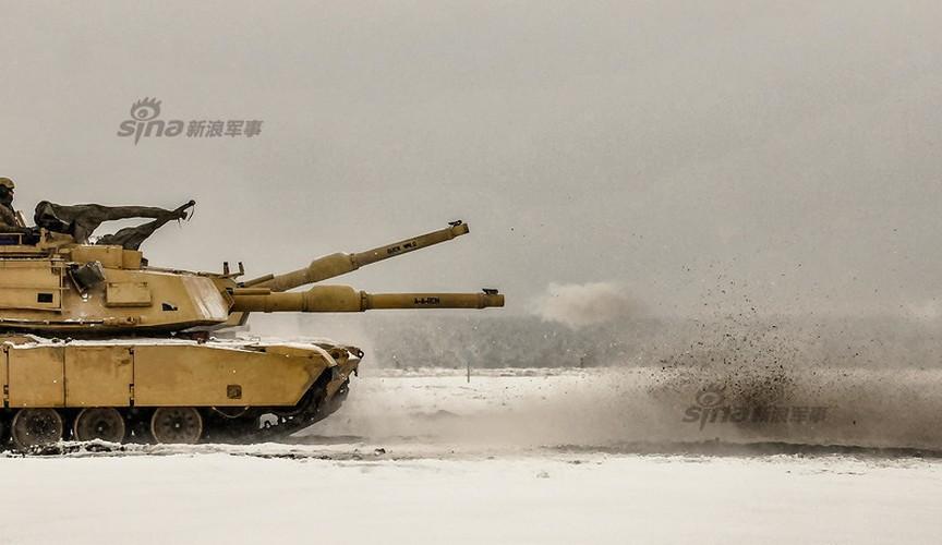 Muc kich xe tang Abrams na phao du doi sat nach Nga-Hinh-9