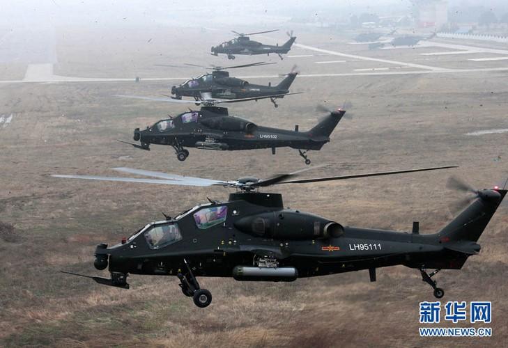 Truc thang tan cong WZ-10 Trung Quoc gap nan tham khoc-Hinh-5