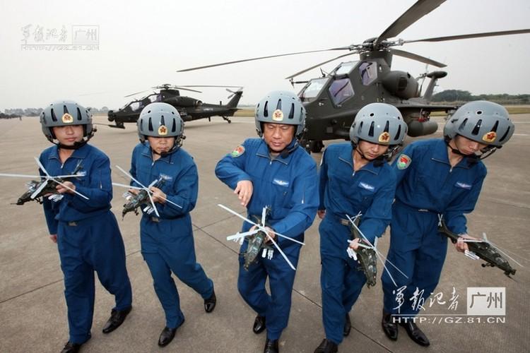 Truc thang tan cong WZ-10 Trung Quoc gap nan tham khoc-Hinh-6