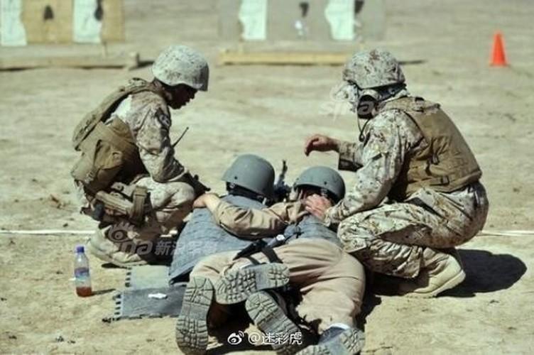 Anh ky cuc linh My huan luyen Quan doi Afghanistan-Hinh-2