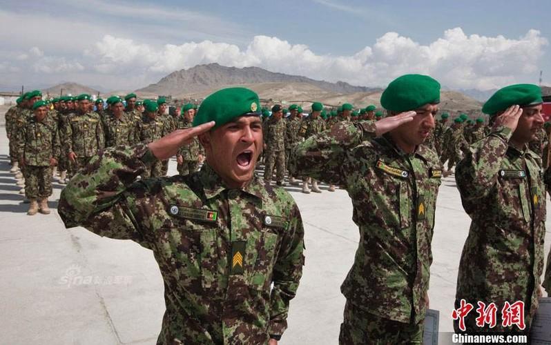 Anh ky cuc linh My huan luyen Quan doi Afghanistan-Hinh-5