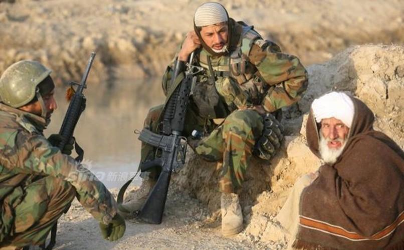 Anh ky cuc linh My huan luyen Quan doi Afghanistan-Hinh-6
