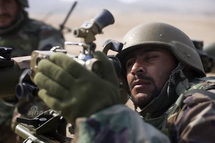 Anh ky cuc linh My huan luyen Quan doi Afghanistan-Hinh-7