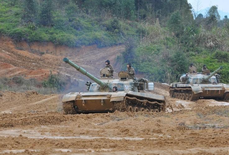 Muc kich xe tang Type 96 cua Trung Quoc loi bun-Hinh-4