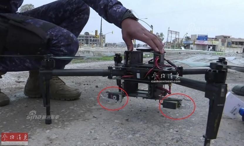 Kho do may bay nem bom khong nguoi lai cua Iraq-Hinh-2