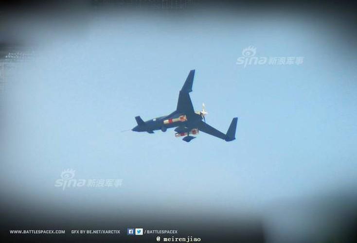 Lai lich UAV chien dau bi an tren bau troi Pakistan-Hinh-2