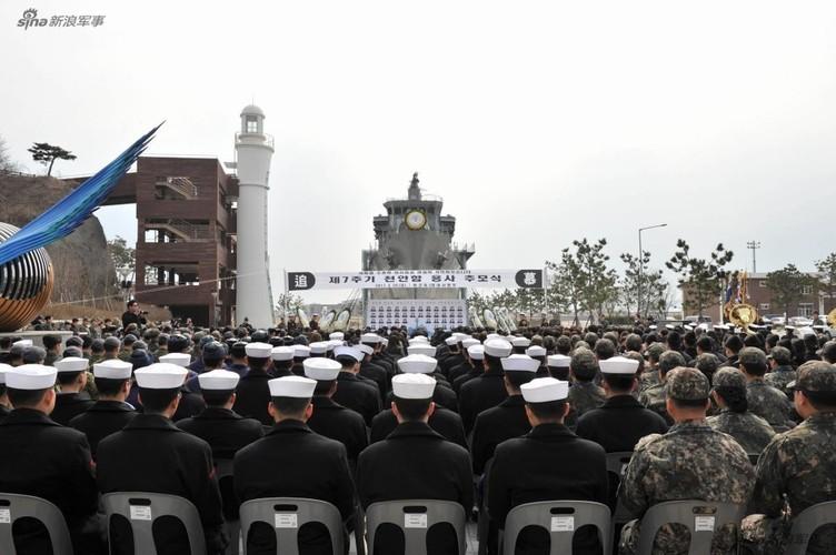 Anh: Han Quoc tuong niem 7 nam vu chim tau chien Cheonan